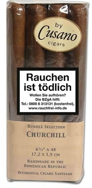 Cusano Bundles Churchill