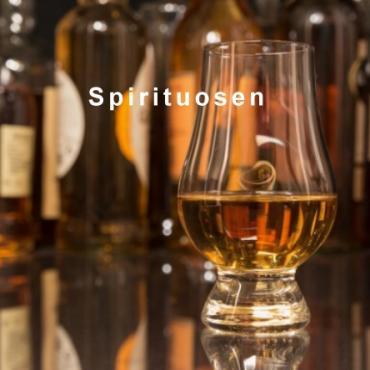 Spirituosen, Rum, Whisky,